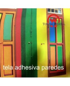 Tela adhesiva pared WALL DECO